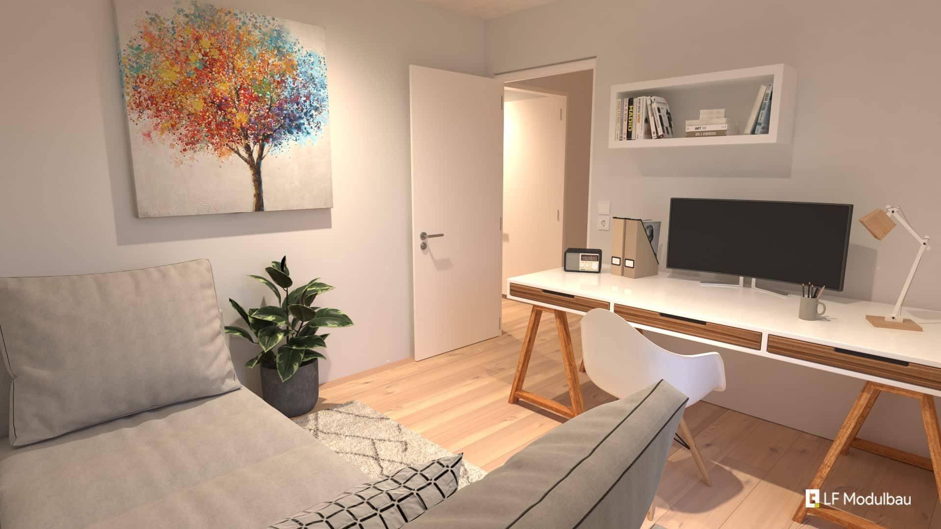 LF Home II - Arbeitszimmer
