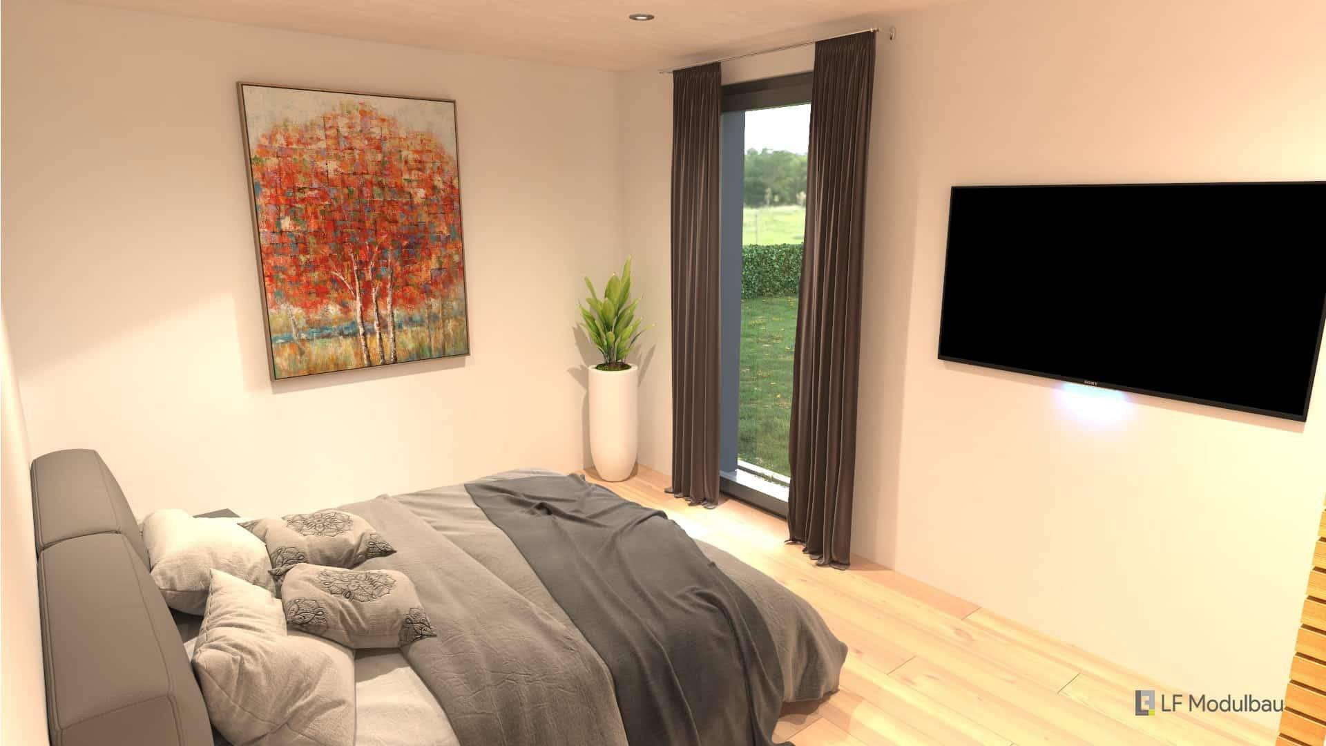 LF Home II - Schlafzimmer