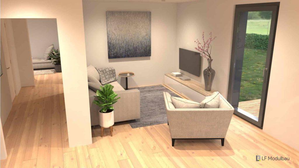 LF Home II - Wohnzimmer
