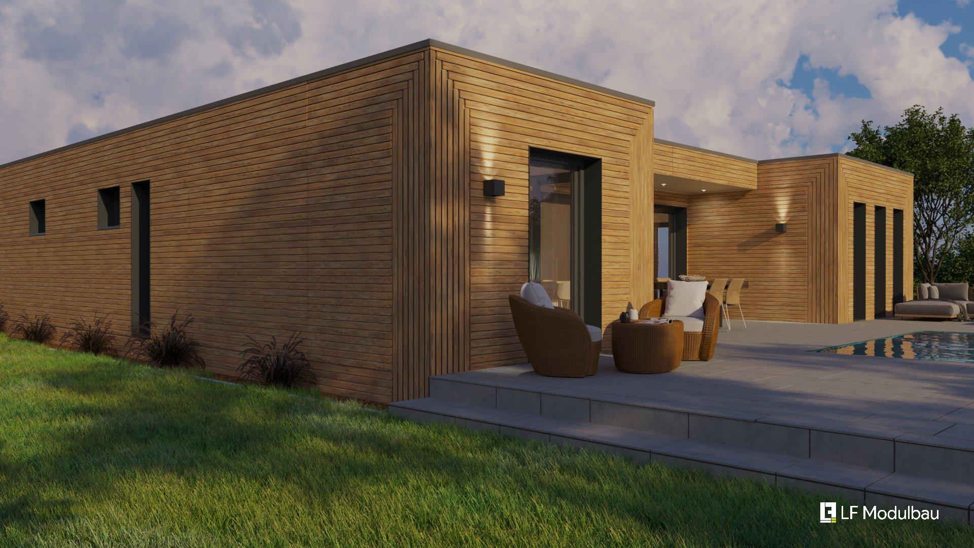 LF Home IV - Wood